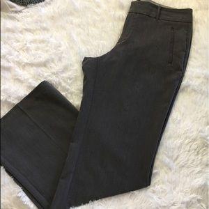 Dockers charcoal gray slacks